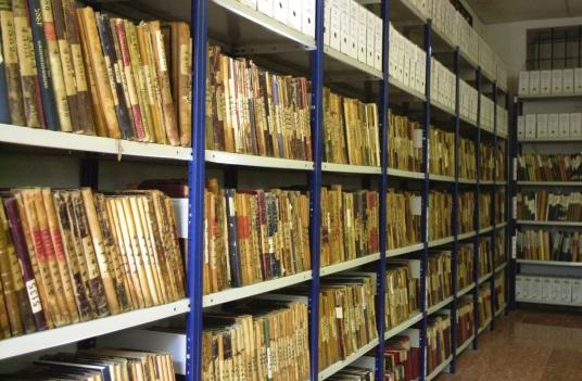 archivio segnatura archivistica scaffali
